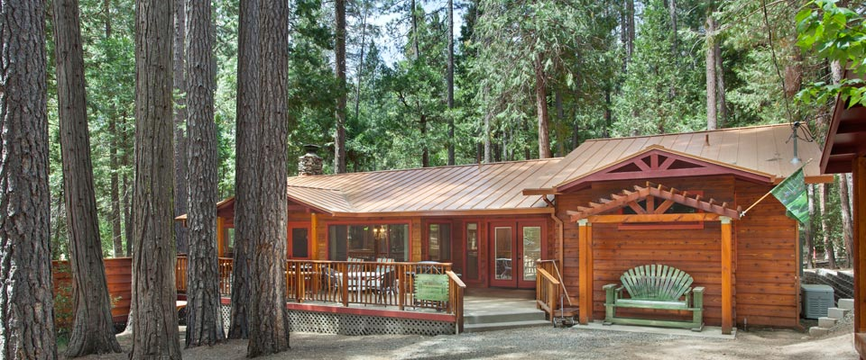 Yosemite national park cabin in wawona for rent for Yosemite national park cabin rentals